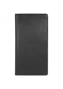 Бумажник путешественника  'Рим' в подарочной упаковке, черный