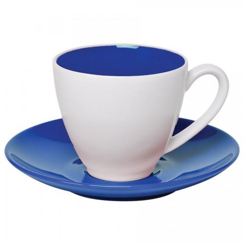 Чайная пара 'Galena', синий