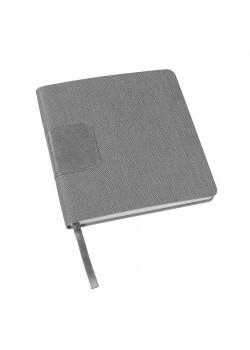 Ежедневник недатированный SCOTTY, формат А5-, серый
