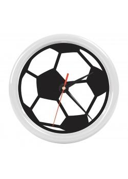 Часы настенные 'PRINT' для рекламной вставки, белый