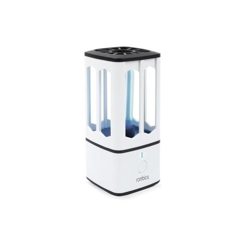 Портативная лампа бактерицидная ультрафиолетовая Rombica Sterilizer B1, белый/черный