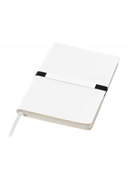 Блокнот А5 Stretto, белый