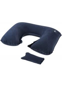 Подушка надувная Detroit, темно-синяя