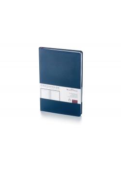 Ежедневник недатированный  А5 Grand синий