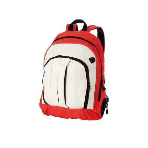 Рюкзак Arizona, красный/белый/черный