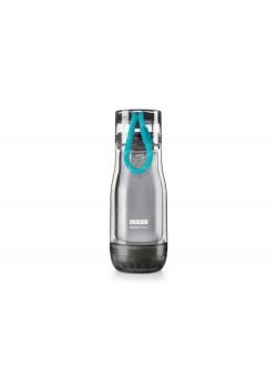 Бутылка Zoku Active 325 мл голубая