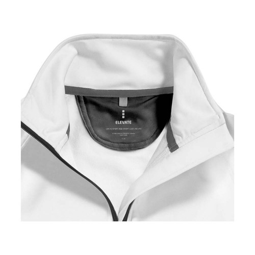 Куртка флисовая Mani женская, белый