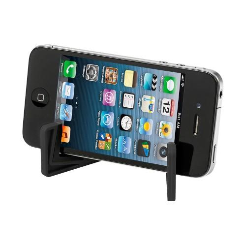 Подставка для мобильного телефона Slim, черный
