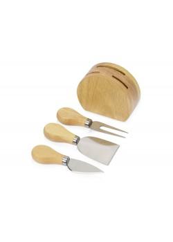 Набор из ножей для сыра на подставке