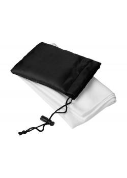 Охлаждающее полотенце Peter в сетчатом мешочке, белый