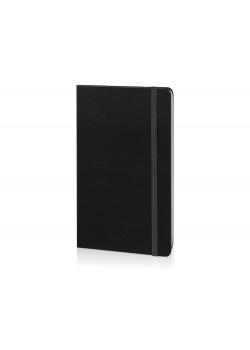 Записная книжка Moleskine Classic (в линейку) в твердой обложке, Medium (11,5x18 см), черный
