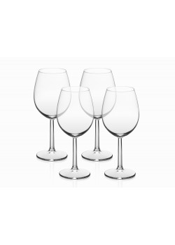 Набор бокалов для вина Vinissimo, 4 шт., 430мл