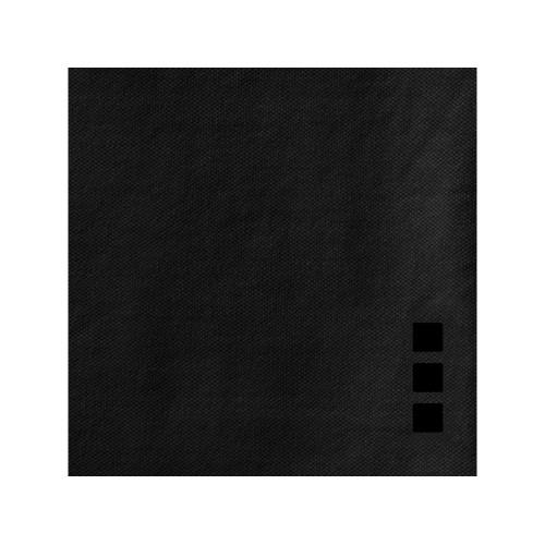 Рубашка поло Markham мужская, антрацит/черный