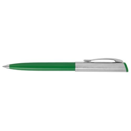 Ручка шариковая Карнеги, зеленый