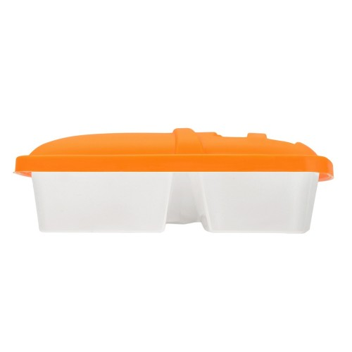 Контейнер для продуктов Лейквуд, оранжевый