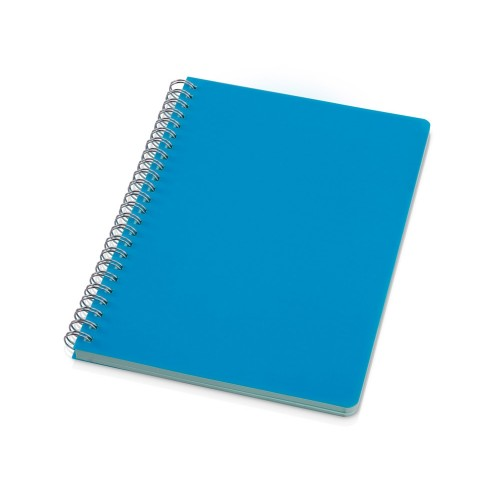Блокнот А5 Happy Colors L, голубой