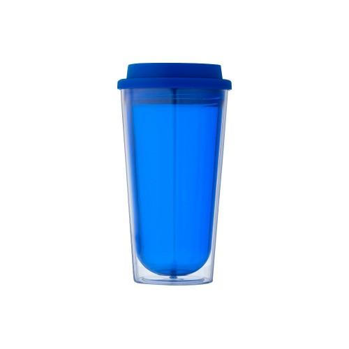 Кружка с термоизоляцией Kota на 470 мл, синий