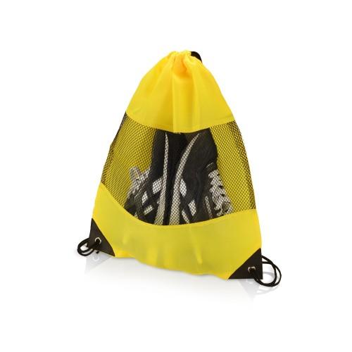 Рюкзак-мешок Вспомогательный, желтый