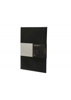 Папка-конверт Moleskine Folio, А4, черный