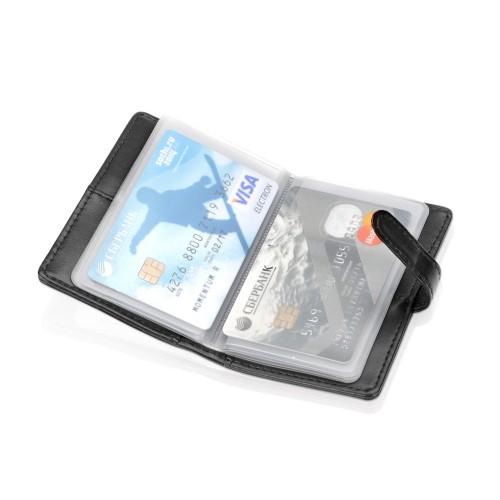 Футляр для визиток, кредитных или дисконтных карт
