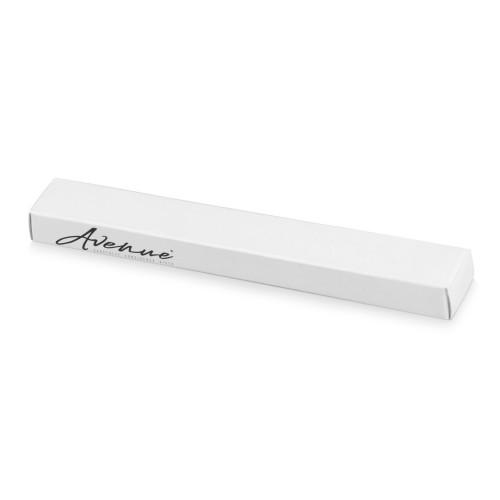 Ручка-роллер Geneva, серебристый, черные чернила