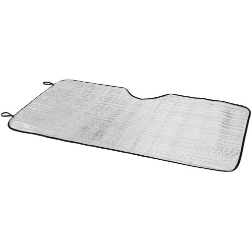 Автомобильный солнцезащитный экран Noson, серебристый