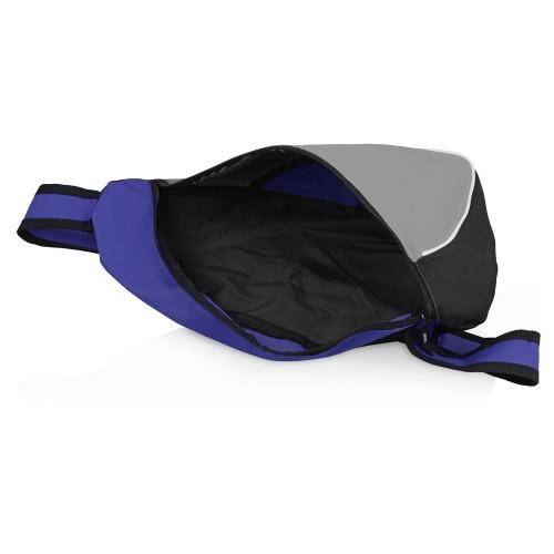 Рюкзак Спортивный, синий/серый
