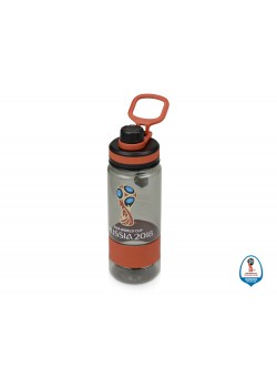 Бутылка 2018 FIFA World Cup Russia™, 0,7 л., черный/красный