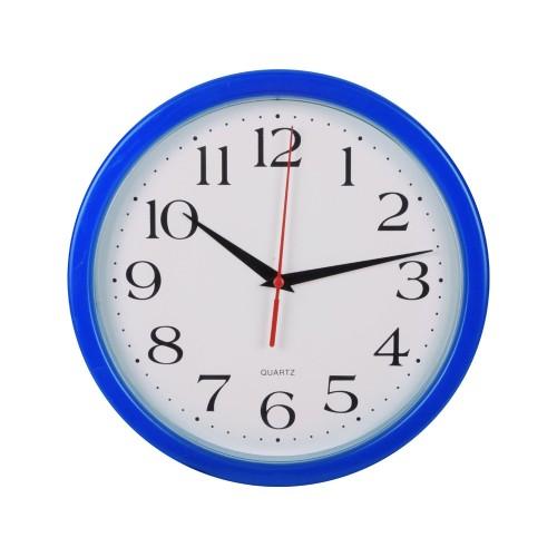 Часы настенные Attendee, синий