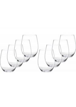 Набор бокалов  Cabernet Sauvignon/Viogner/ Chardonnay, 600мл. Riedel, 8шт