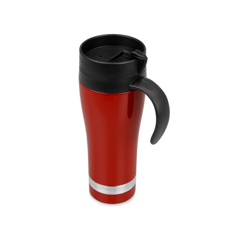 Термокружка Робуста, 420 мл, красный