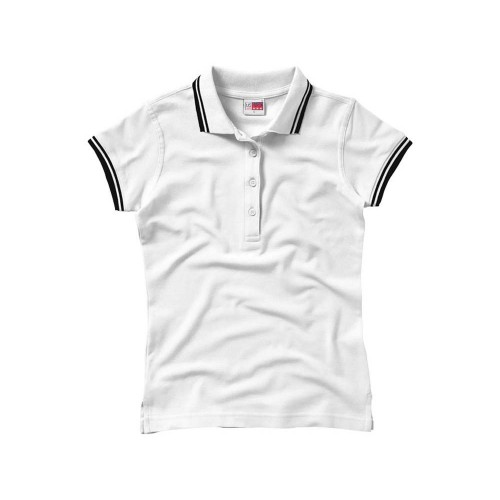 Рубашка поло Erie женская, белый