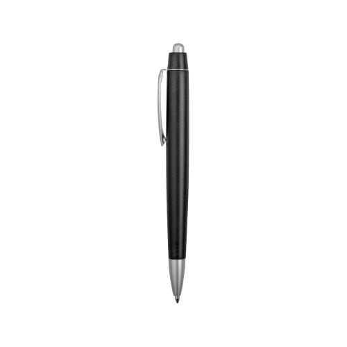 Ручка шариковая Albany, черный, синие чернила