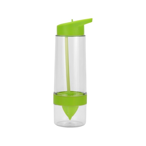 Бутылка для воды Фреш, зеленое яблоко