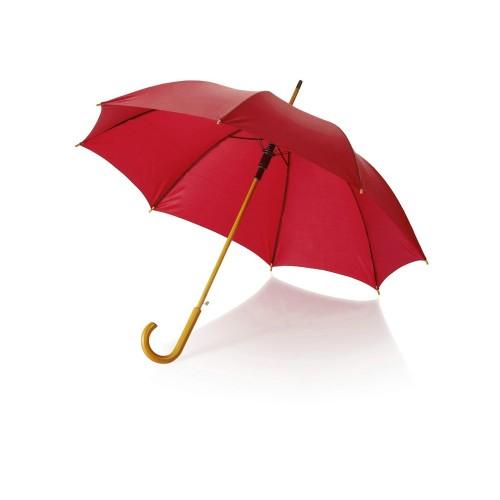 Зонт Kyle полуавтоматический 23, бордовый