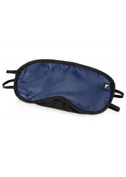 Повязка для глаз Travel Blue Eye Mask, синий/черный