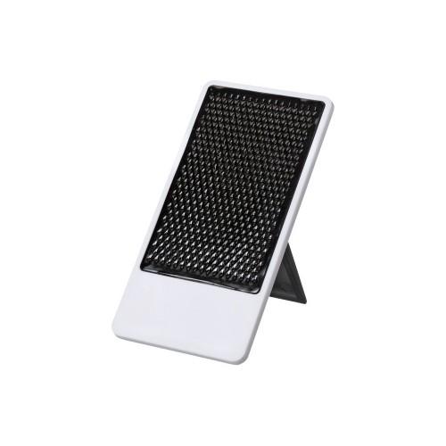 Подставка для мобильного телефона Flip, черный/белый