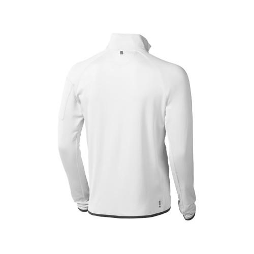 Куртка флисовая Mani мужская, белый
