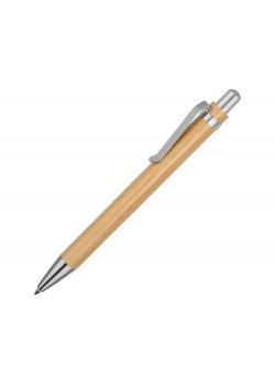 Ручка шариковая Bamboo, бамбуковый корпус.