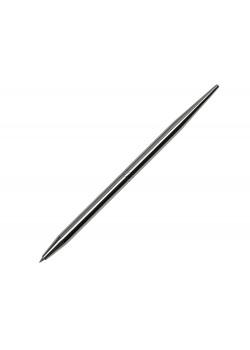 Ручка шариковая, серебристый