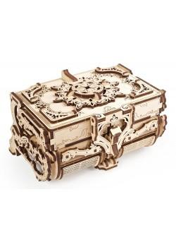 3D-ПАЗЛ UGEARS Антикварная шкатулка