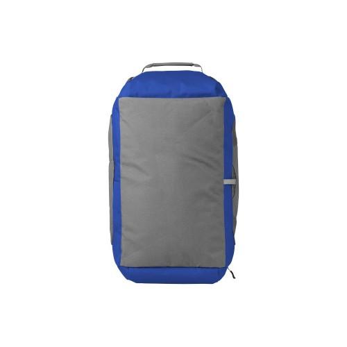Сумка-рюкзак Revelstoke дорожная, серый/ярко-синий