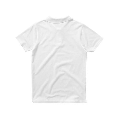 Рубашка поло First мужская, белый
