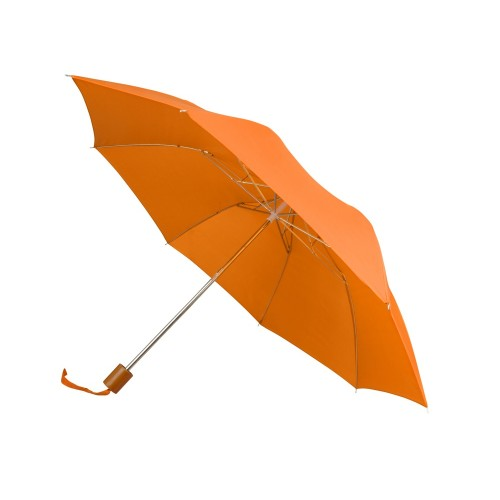 Зонт Oho двухсекционный 20, оранжевый