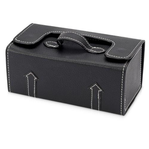 Набор для обуви Честер, черный, натуральный