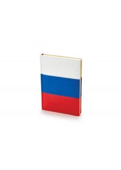 Ежедневник А5 Russian Flag