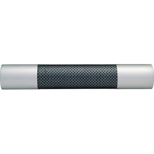 Ручка шариковая Winona в подарочной цилиндрической коробке, черные чернила