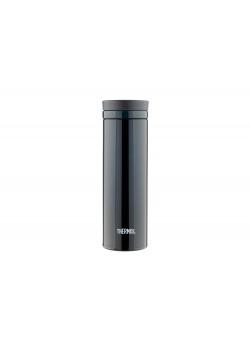 Термос со стальной колбой тм THERMOS JNO-500-BK SS Vac. Insulated Flask,500ml, черный
