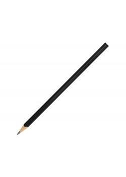 Треугольный карандаш Trix, черный