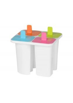Набор форм для изготовления фруктового льда Sherbet, разноцветный